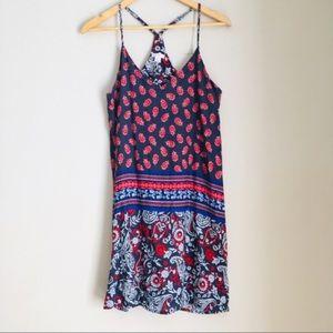 $5 W/ BUNDLE Paisley Print Dress